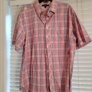 Tommy Hilfiger Mens shirt is size XL